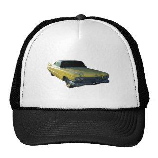 Big Yellow Fin 59 Cadillac Cap