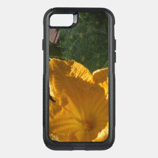 BIG YELLOW PUMPKIN FLOWER OtterBox COMMUTER iPhone 8/7 CASE