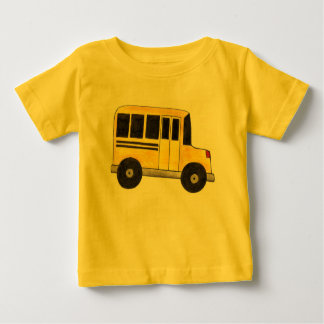 Big Yellow School Bus T-Shirt