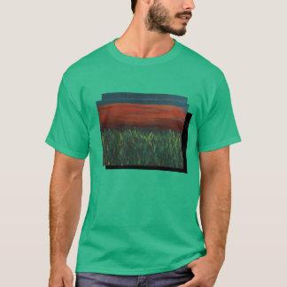 #bigandtall fashion green tee for men