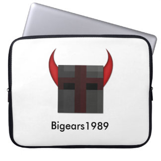 """Bigears1989 15"""" inch Laptop Sleeve"""