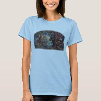 bigelow mural maxfield parrish T-Shirt