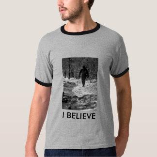 Bigfoot 2, I BELIEVE - Customized T-Shirt