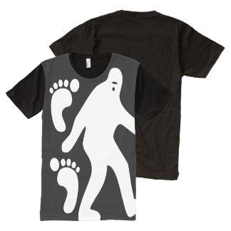 Bigfoot All-Over Print T-Shirt