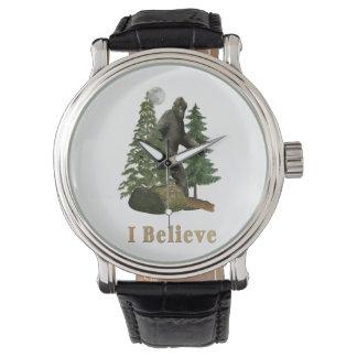 Bigfoot art watch