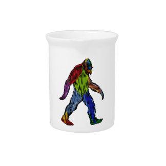 Bigfoot at Large Beverage Pitcher