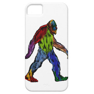 Bigfoot at Large iPhone 5 Cases