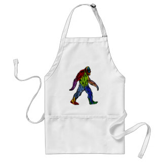 Bigfoot at Large Standard Apron