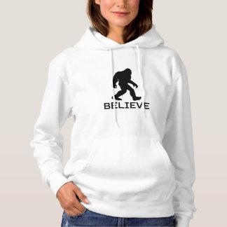 Bigfoot Believe Hoodie