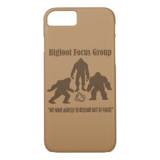 Bigfoot Focus Group iPhone 7 Case