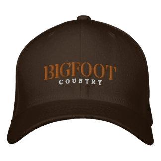 Bigfoot Hat Embroidered Baseball Cap