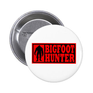 Bigfoot Hunter Gear - Finding Bigfoot Button