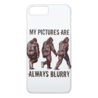 Bigfoot is Never In Focus iPhone 7 Plus Case