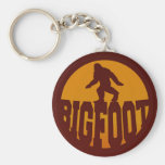 Bigfoot Key Chain