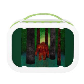 bigfoot lunchbox