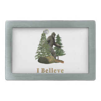 Bigfoot merchandise belt buckles