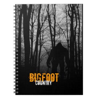 Bigfoot Notebook