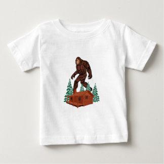 Bigfoot Paradise Baby T-Shirt