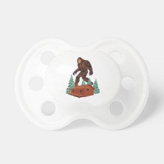 Bigfoot Paradise Dummy