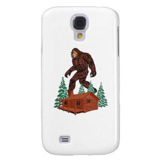 Bigfoot Paradise Galaxy S4 Covers