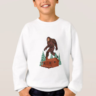 Bigfoot Paradise Sweatshirt