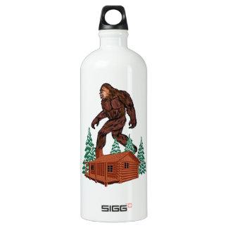 Bigfoot Paradise Water Bottle