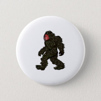 Bigfoot Pines 6 Cm Round Badge