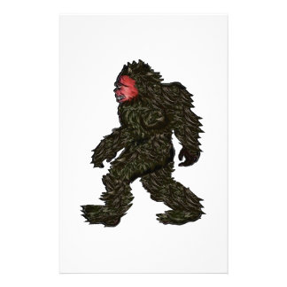 Bigfoot Pines Stationery