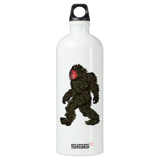 Bigfoot Pines Water Bottle