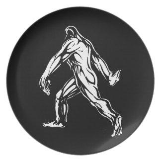 Bigfoot Plate