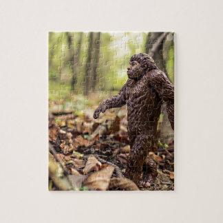 Bigfoot Puzzle   Sasquatch Game