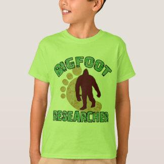 Bigfoot Researcher T-Shirt