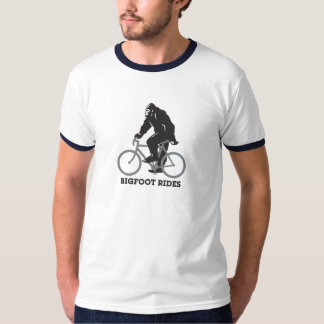 Bigfoot Rides T-Shirt