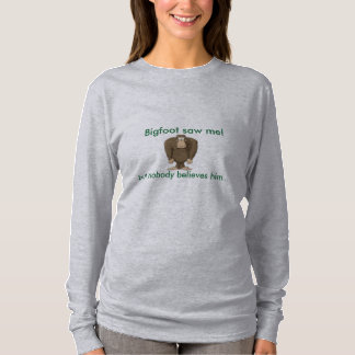 BIGFOOT Sighting T-Shirt