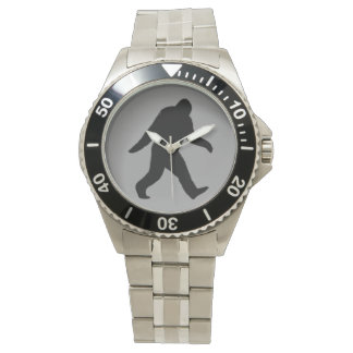 Bigfoot Silhouette Watch