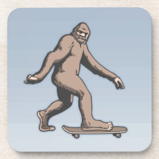 Bigfoot Skateboard Coaster