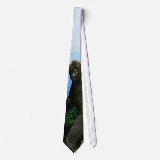 Bigfoot Tie
