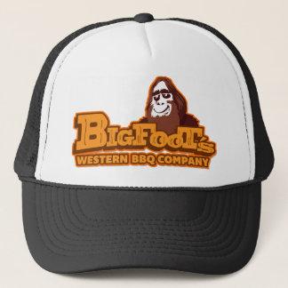 Bigfoot's Western BBQ Co. Trucker Hat