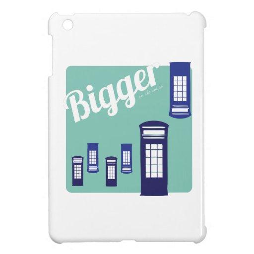 Bigger On The Inside iPad Mini Covers