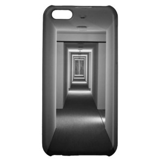 Bigger On The Inside Semi-Abstract Geometry Case For iPhone 5C