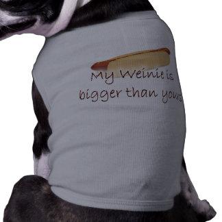 Bigger Weinie Shirt