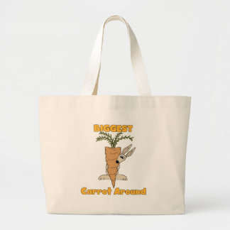 Biggest Carrot Around Tshirts and Gifts Tote Bag