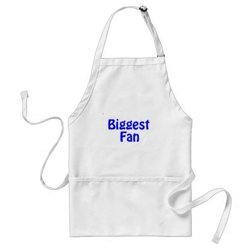 biggest fan apron