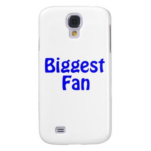biggest fan samsung galaxy s4 covers