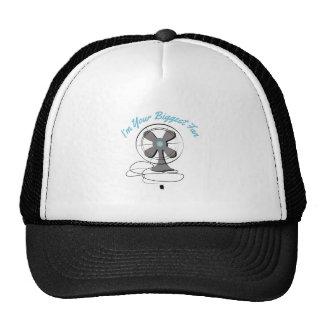 Biggest Fan Mesh Hats