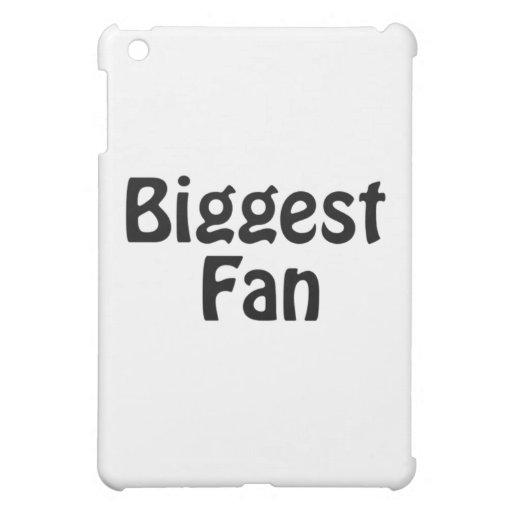 biggest fan cover for the iPad mini