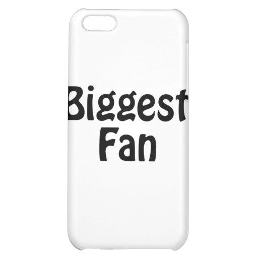 biggest fan iPhone 5C cover
