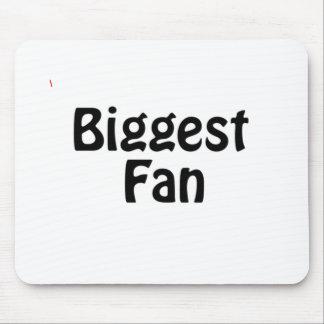 biggest fan mouse pads