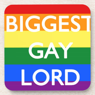 BIGGEST GAY LORD COASTER