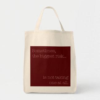 Biggest Risk Bag